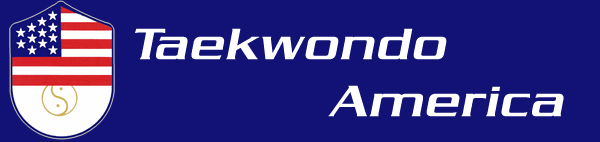 logo for Taekwondo America, Home of the Taekwondo Advantage!